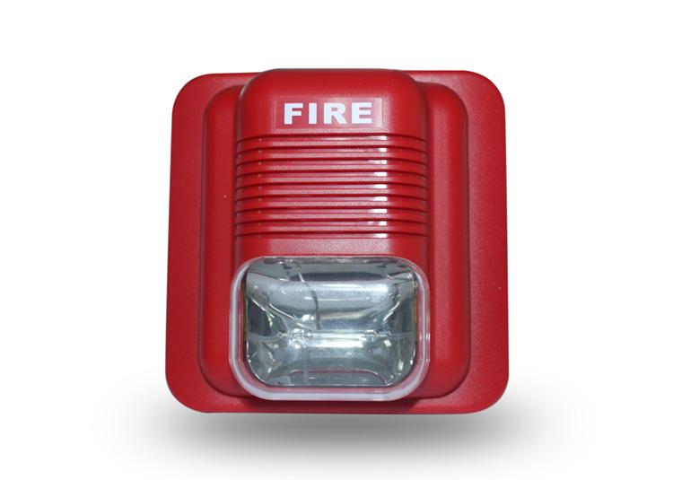 普通消防声光报警器