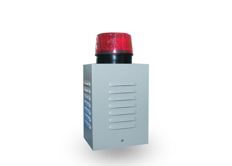 防盗报警器配件,防水室外声光报警器
